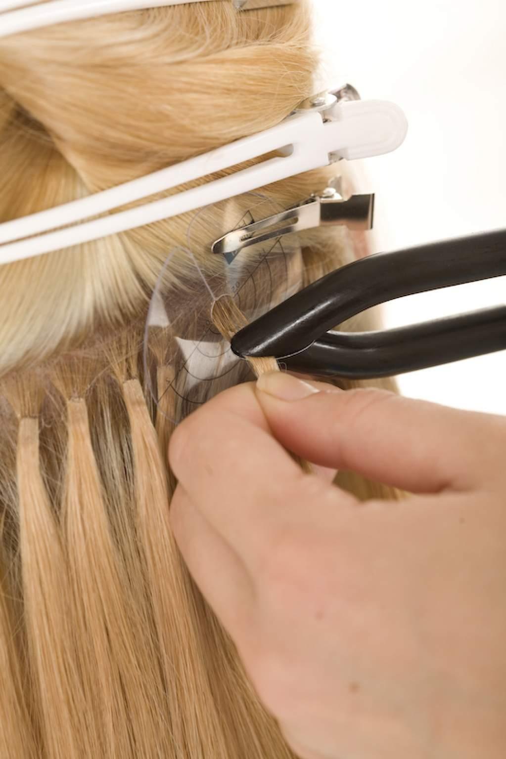 Курс «Итальянское наращивание волос»