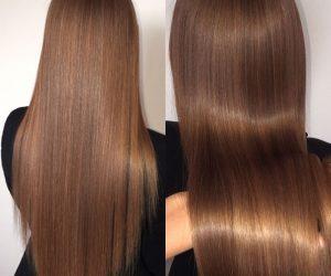 Курс «Кератиновое выпрямление волос»