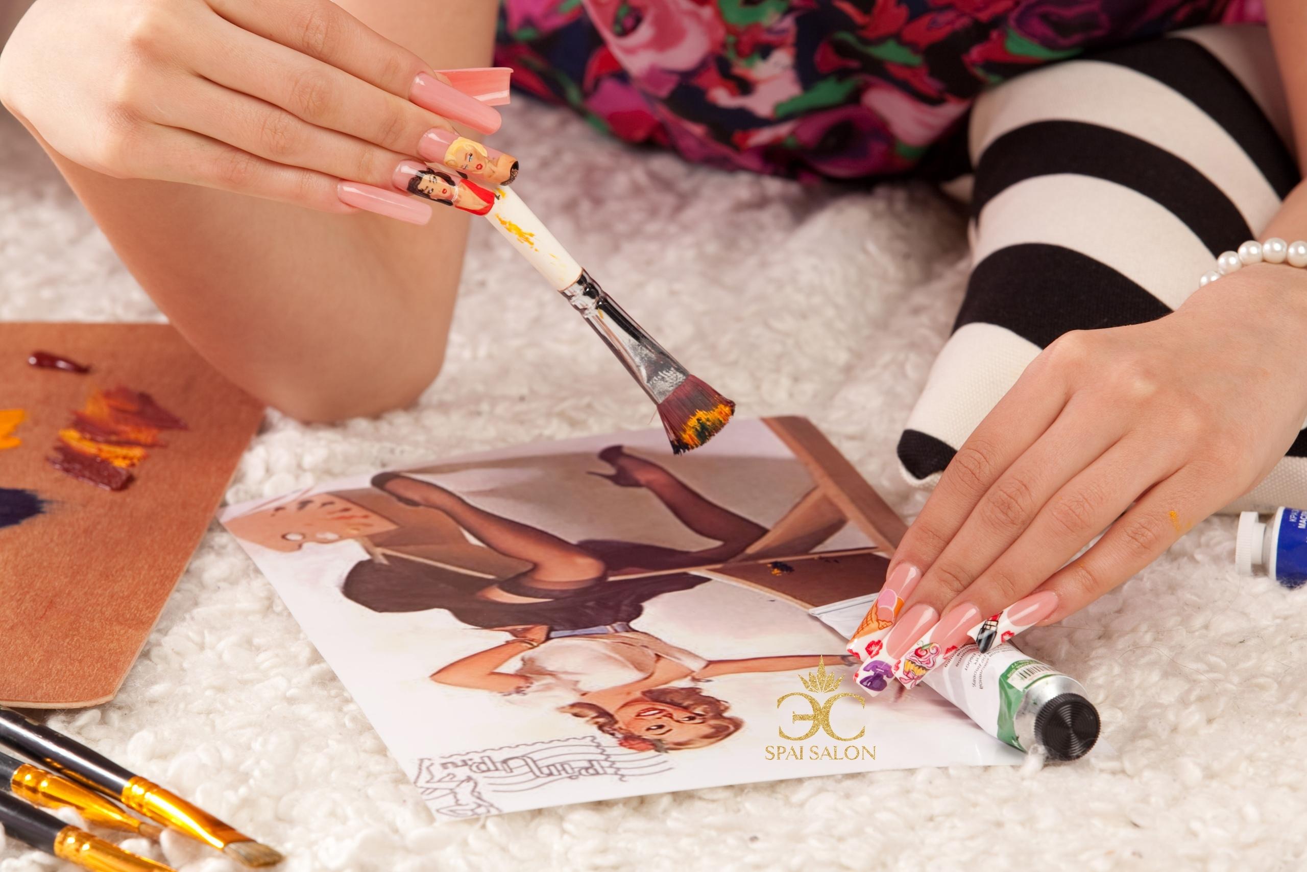 Курс «Арочное моделирование ногтей»