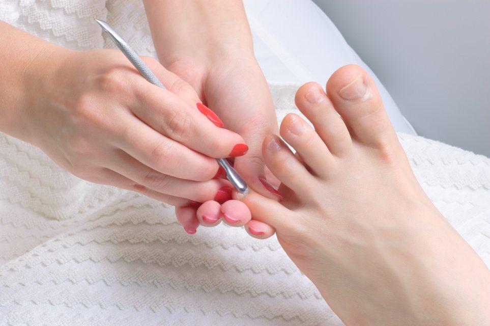 Курс «Обработка пальчиков ног»