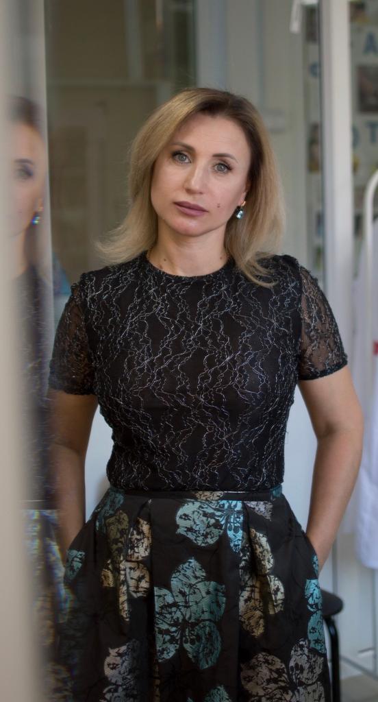Светлана Юдина